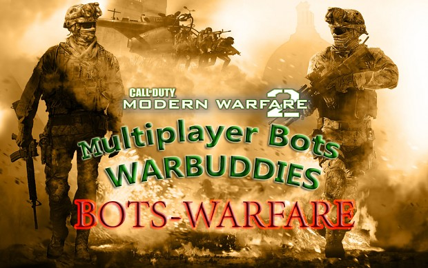 COD MW2 Bots Warfare (WARBUDDIES)