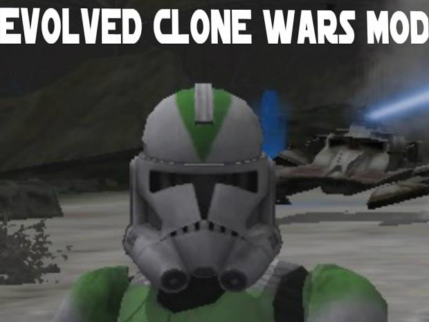Evolved Clone Wars Mod [1.1]