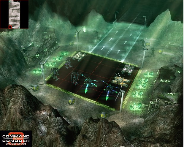 Tank Mission 3 : Alien Tower Route by kkmanman4 (8 Players + 1 A.I)