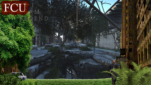 I AM LEGEND - New Map