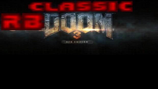 Classic RBDoom3BFG  1.1.8.1