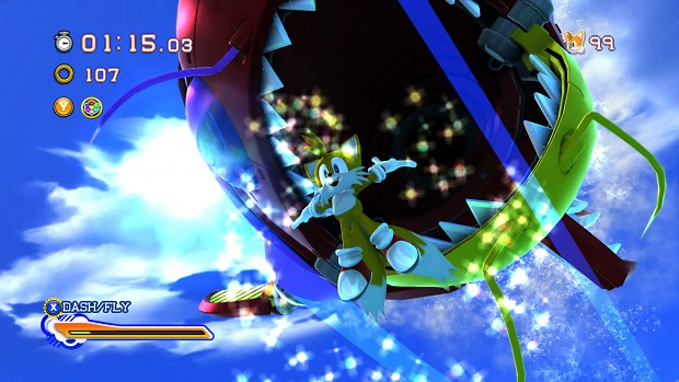 Real Tails Mod ver.2.0