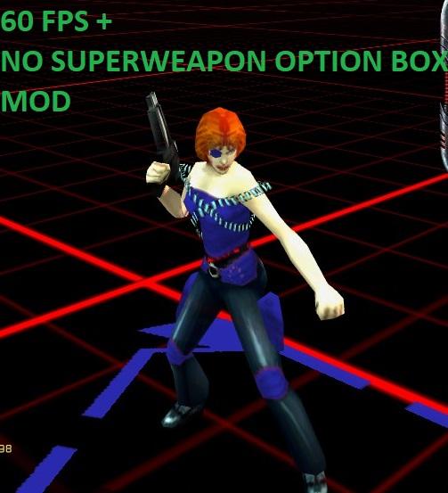 60 FPS + No Superweapon Option Box Mod