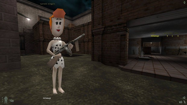 Wilma Flintstone Player Model
