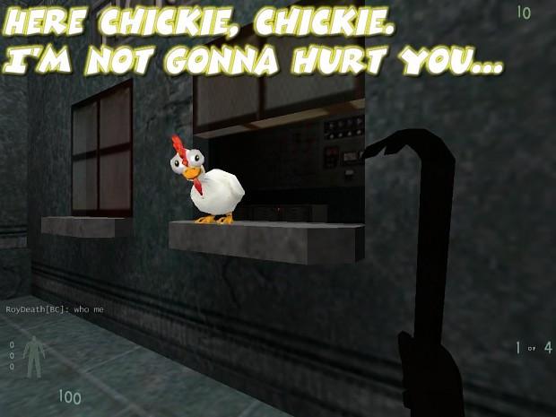 Catch the Chicken V1.2 (Linux)