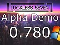 Luckless Seven Alpha 0.780 for Windows