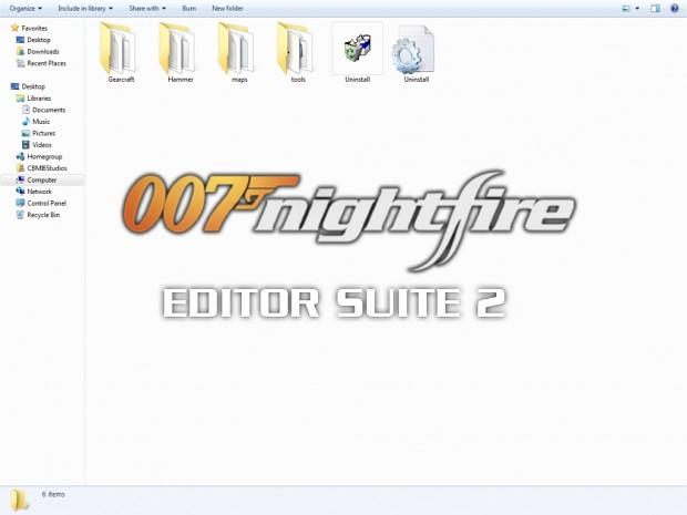Nightfire Editor Suite 2
