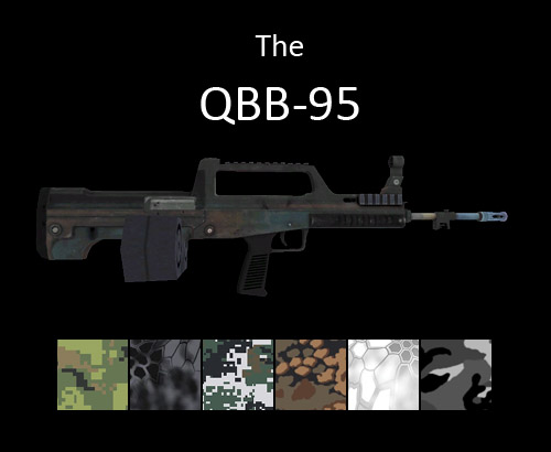 QBB-95 LMG for multiplayer servers