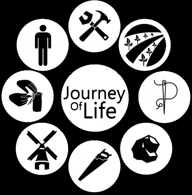 Journey Of Life &- pre&-alpha demo