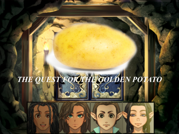 The Quest for the Golden Potato Full Game v1.0