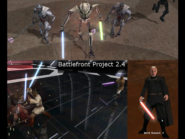 Battlefront Project&-Power Patch 2.4