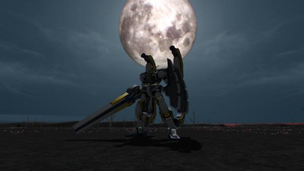 Gundam Versus Mod 1.13 (Update)