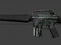 Gideon01 BO M16 Texture Pack