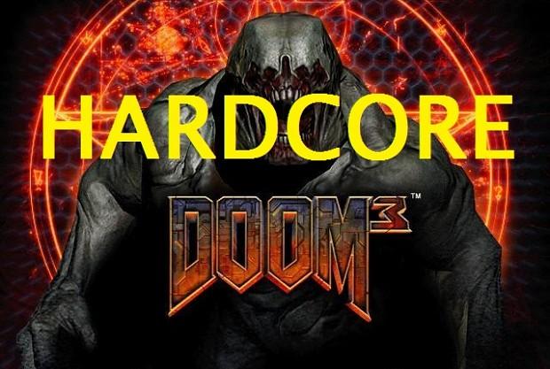 Hardcore Doom 3 V1.0