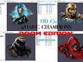 Quake Champions: Doom Edition HD Portraits v1.0.3