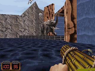 Duke Nukem 3D Mod for DOOM II File
