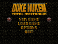 Duke Nukem: Total Meltdown TC - v1.0.2 patch