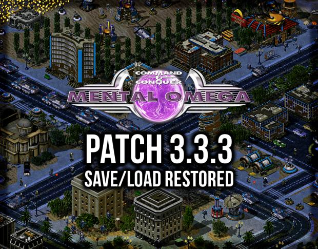 Mental Omega 3.3.3 Patch (Manual Update)