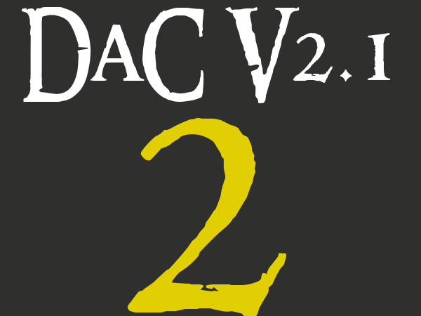 DaC Version 2.1 - Part 2