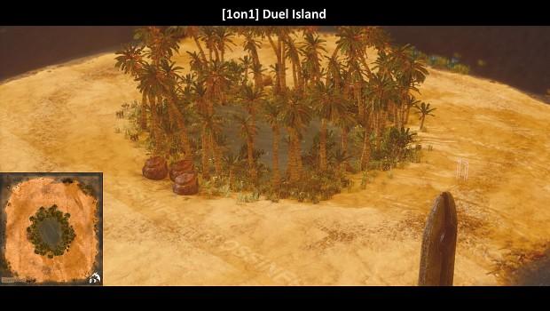 [1on1] Duel Island