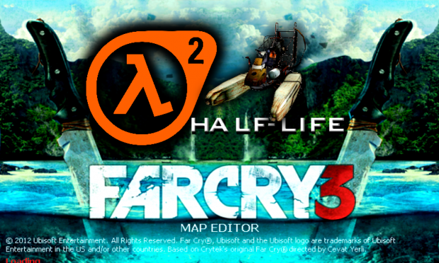 FC3 - Half-Life 2 Water Hazard map