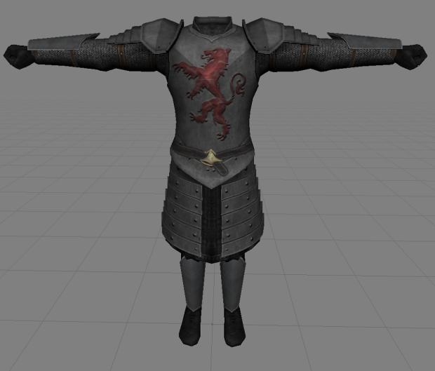 Brego armors set