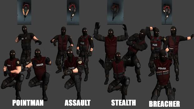 Red suit(custom skins)