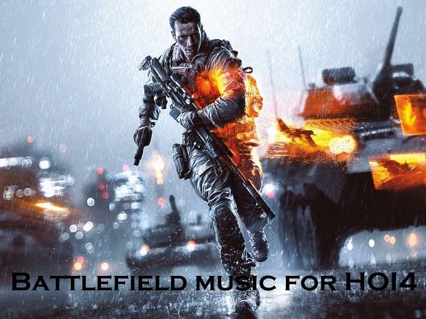 BattlefieldSountrack