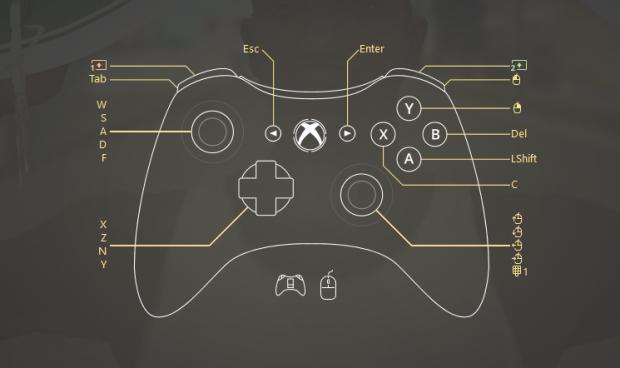 GTA San Andreas controller support preset