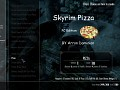 Skyrim Pizza - Special Edition