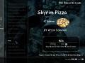 Skyrim Pizza - Special Edition