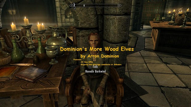 Dominion's More Wood Elves - Special Edition