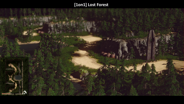 [1on1] Lost Forest