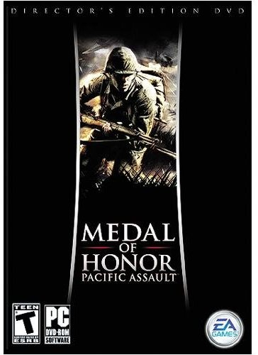 Medal of Honor: Pacific Assault Director's Edition