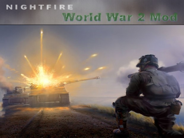 007 Nightfire - World War 2 Mod