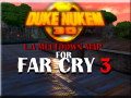 Far Cry 3 Duke Nukem 3D first level map