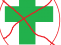 The no green health items