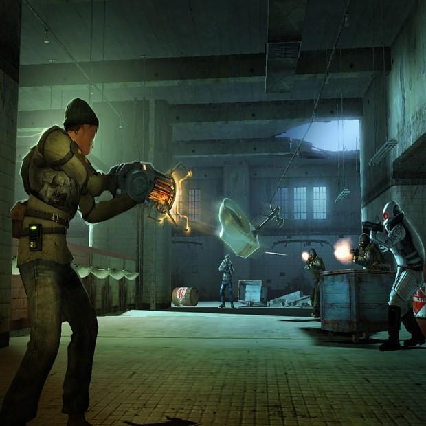 Half-Life 2: Deathmatch Maps Pumpkin-Life 2: Coop
