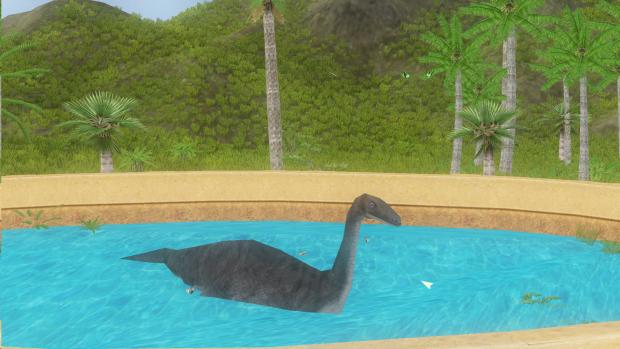 Plesiosaurus Alternative Skin