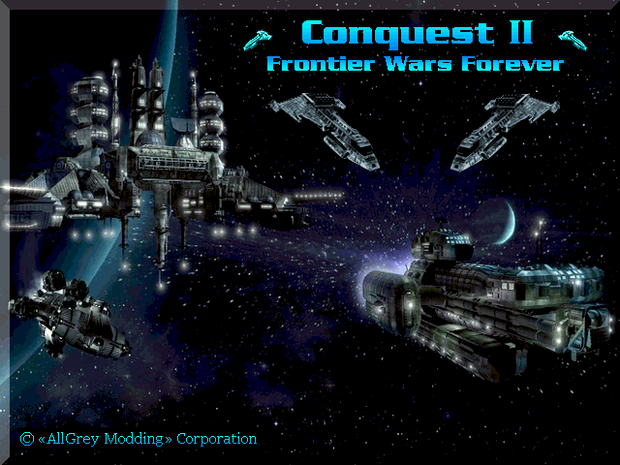 Conquest 2 - Frontier Wars Forever 8.4.2 Patch