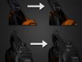 Improved Default MP5 & Glock