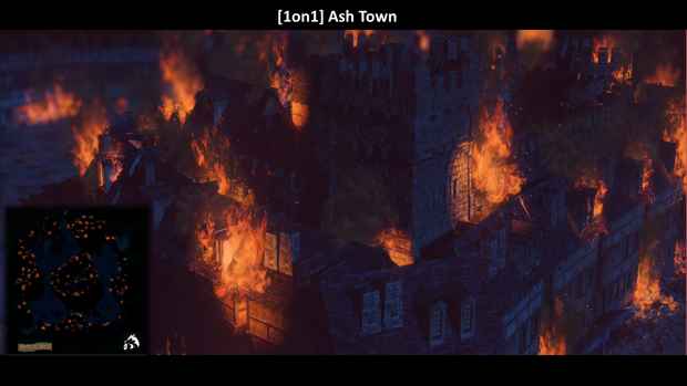 [1on1] Ash Town