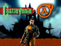 Half-Life 2 Castlevania map by M0rtanius