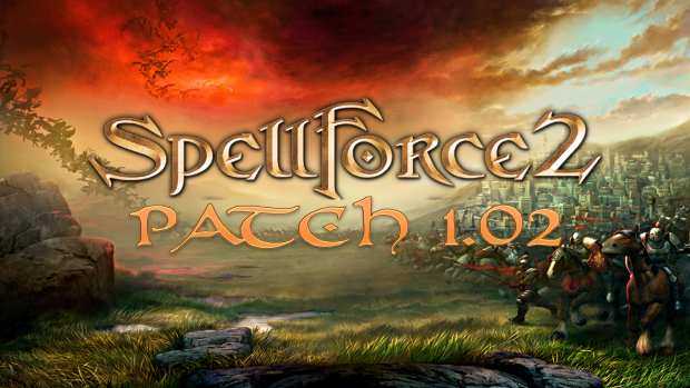SpellForce 2 official Patch 1.02