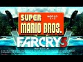 Far Cry 3 - Super Mario Bros first level map