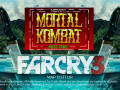 Far Cry 3 - Mortal Kombat 1992 map