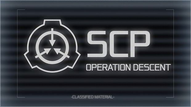 SCP: Operation Descent v0.1.1