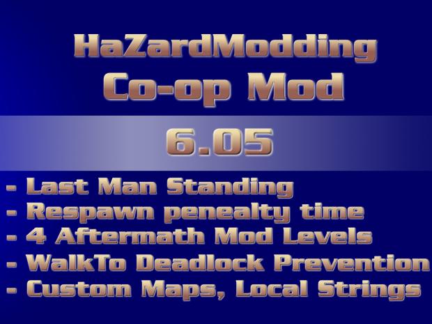 HaZardModding Co-op Mod 6.05