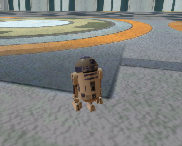 Real Hero Side: Battle Over Coruscant