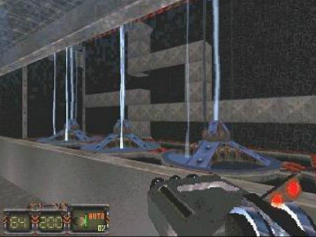 Borg Nukem 64bit